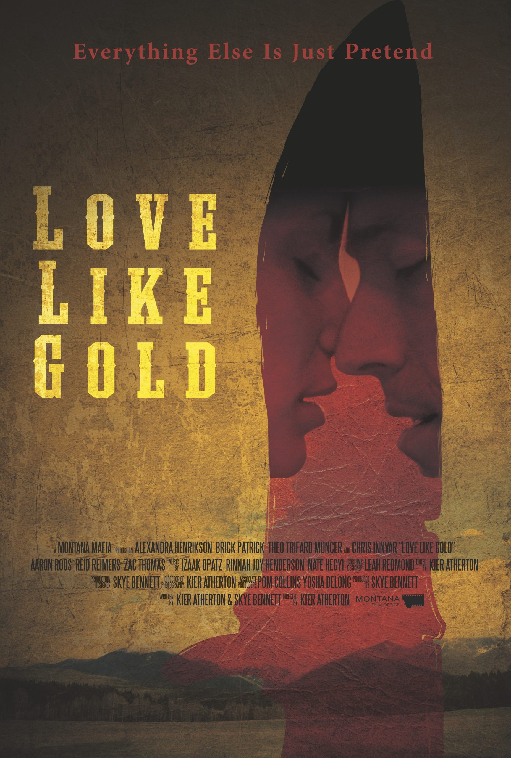 Love Like Gold