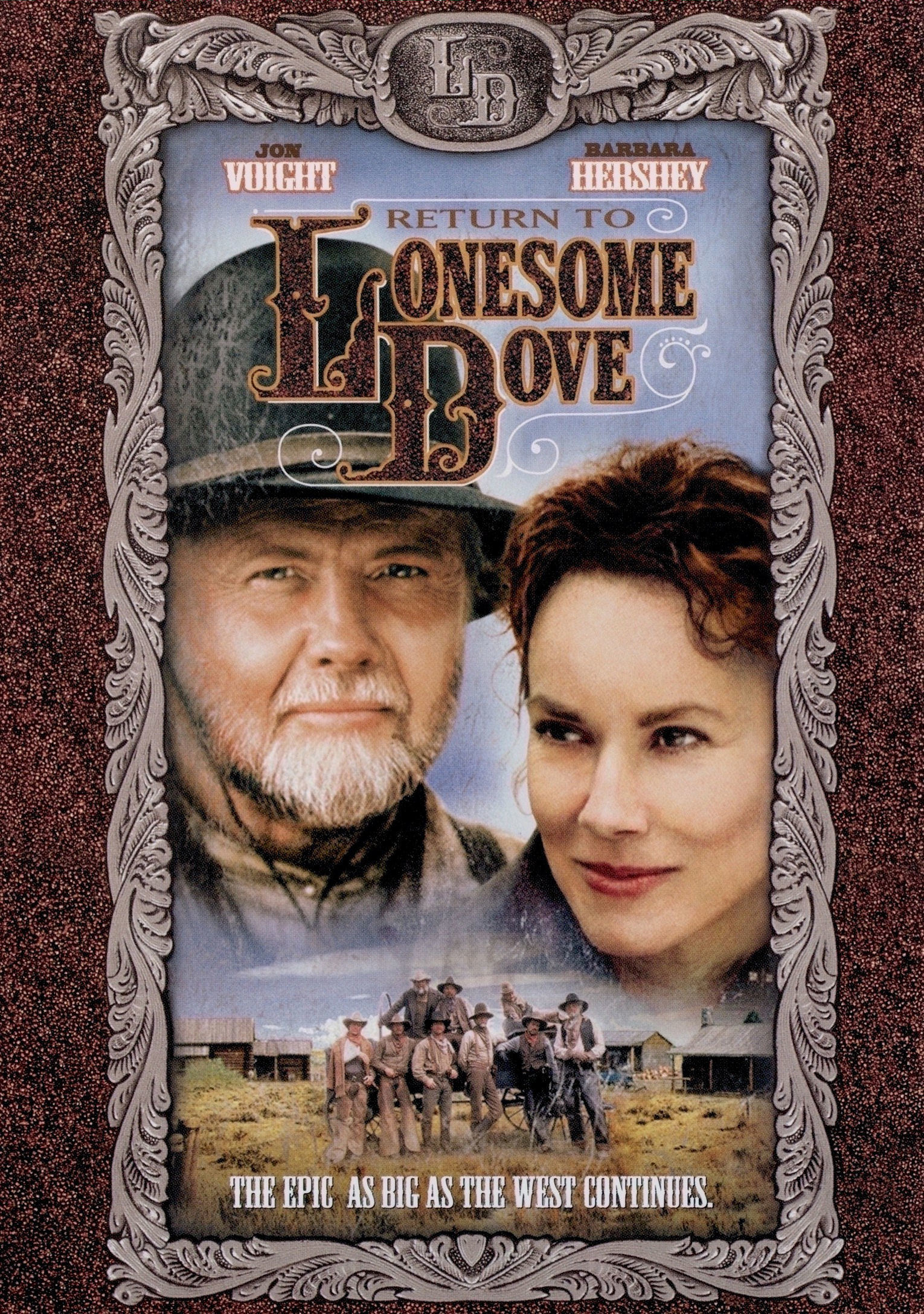 Return to Lonesome Dove